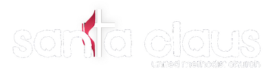 Santa Claus United Methodist Church Logo