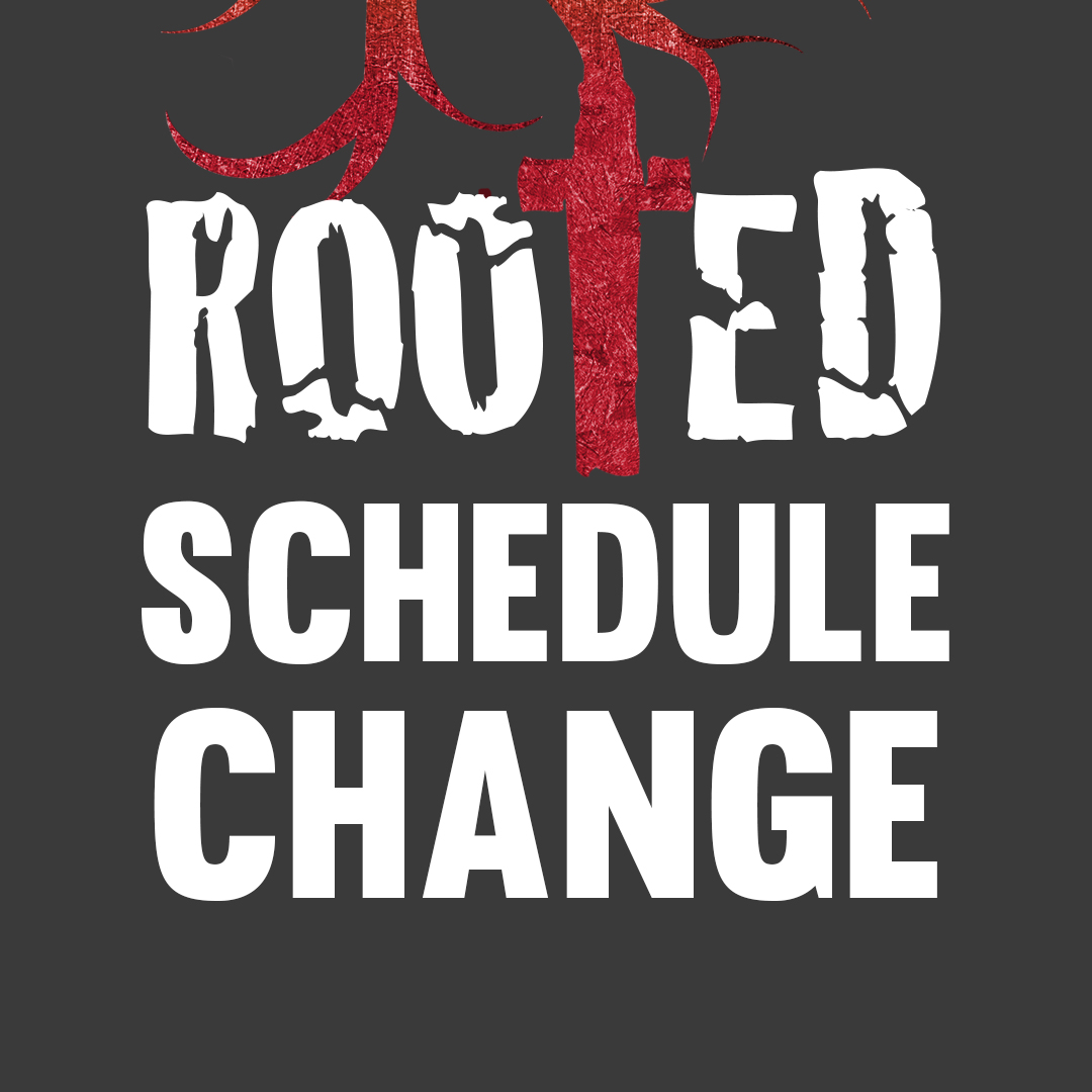 Starting January 27, Join ROOTED at a New Time